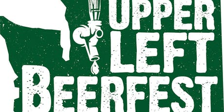 2019 Upper Left Beerfest tickets