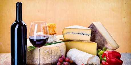 Wine and Cheese Social tickets