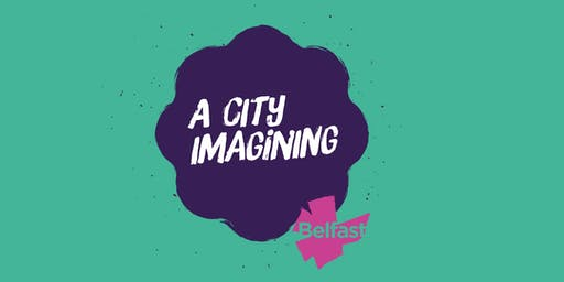 A City Imagining -  Workshop (Vault Artist Studios, 19 June, 6pm)
