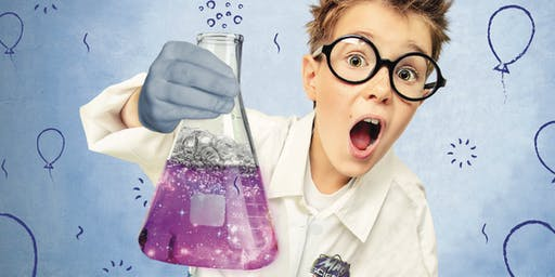 Mad Science - Space and satellites, 11.30am workshop