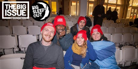 The Big Sleep Out 2019 tickets