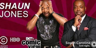 Abbeville Opera House Comedy Presents: Shaun Jones