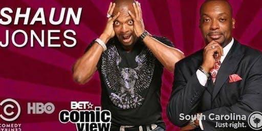 Abbeville Opera House Comedy Presents: Shaun Jones