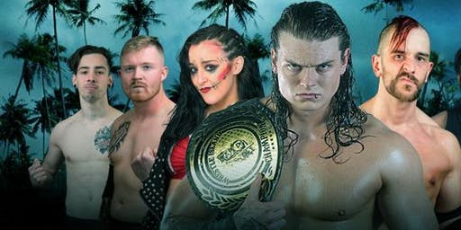 Wrestle Island : The Guilty Remnant