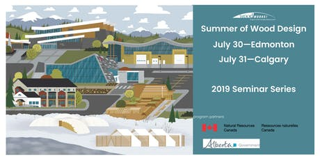 Summer of Wood Design - EDMONTON tickets