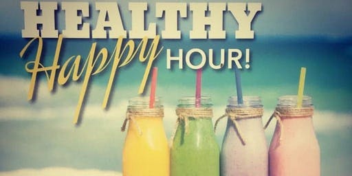 Sip-N-Savor - Healthy Happy Hour