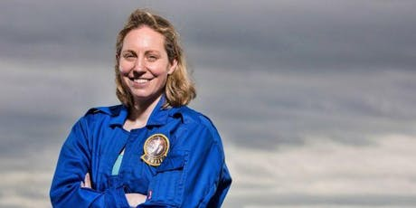 Astronaut Training Camp with Susie Imber talk - 1.30pm tickets