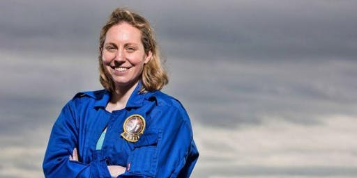 Astronaut Training Camp with Susie Imber talk - 1.30pm