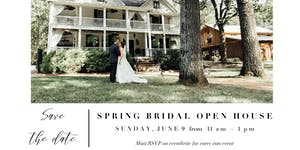 Spring Bridal Open House