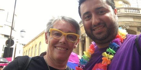Opening Doors London - LGBT+ Canvassing tickets