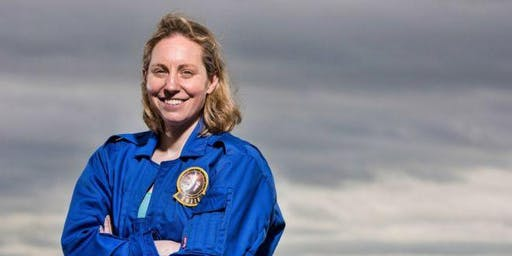 Astronaut Training Camp with Susie Imber talk - 10.30am