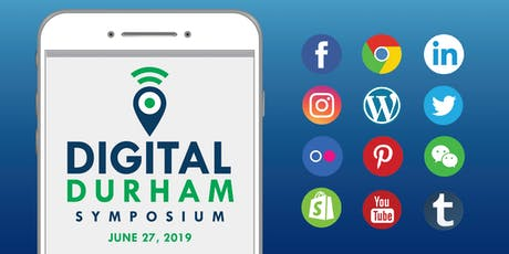 Digital Durham Symposium 2019 tickets