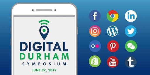 Digital Durham Symposium 2019