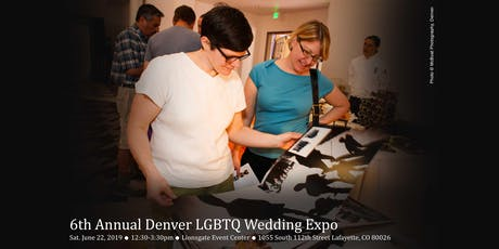 6th Annual Denver LGBTQ Wedding Expo tickets