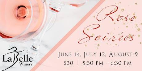 Rosé Soirée tickets