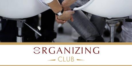 The Organizing Club tickets