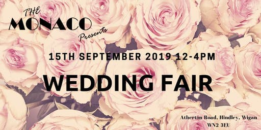 The Monaco Wedding Fair