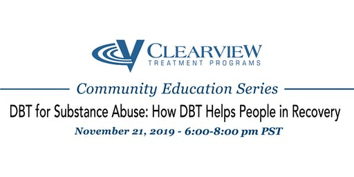 DBT for Substance Abuse: How DBT Helps People in Recovery