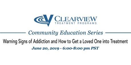 Warning Signs of Addiction and How to Get a Loved One into Treatment tickets