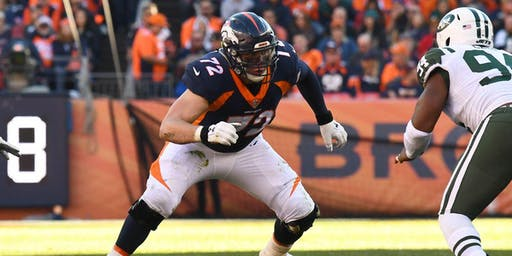 Garett Bolles Youth Camp