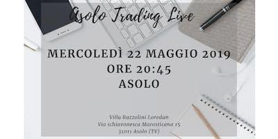 Serata di presentazione Asolo trading Live