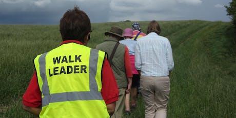 Walk Leader Training Course - Dewsbury Customer Service Centre tickets