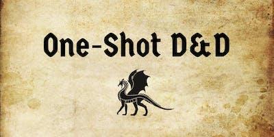One-Shot D&D