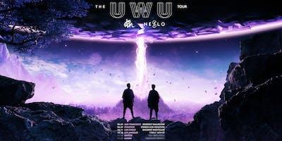 The UWU Tour ft. NESZLO & JSTN - Houston
