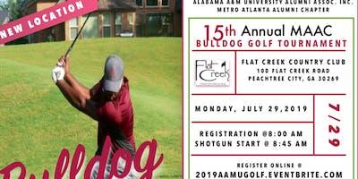2019 MAAC Bulldog Golf Tournament