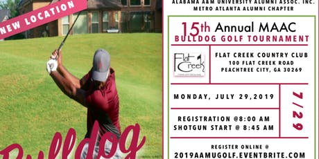 2019 MAAC Bulldog Golf Tournament tickets