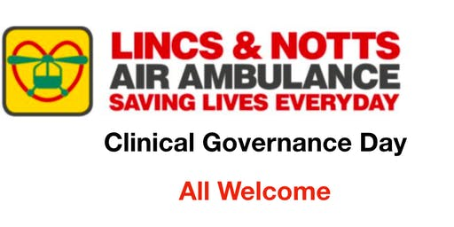 Lincs & Notts Air Ambulance Clinical Governance Day