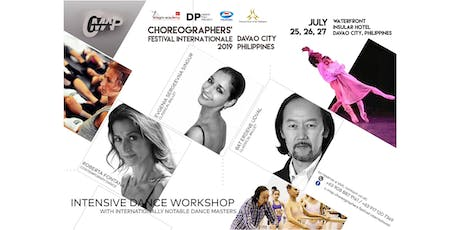 3rd C-MAP Choreographers Festival Internationale  tickets