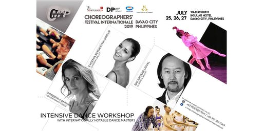 3rd C-MAP Choreographers Festival Internationale