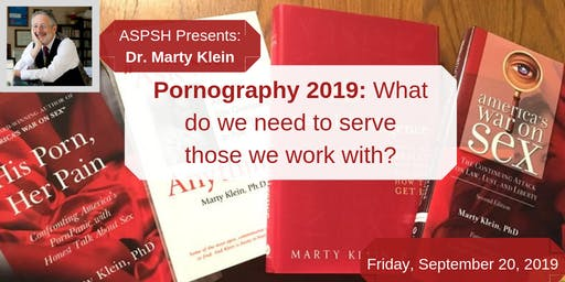 Pornography 2019: What do we need to serve those we work with?