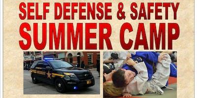 Self Defense & Safety Camp