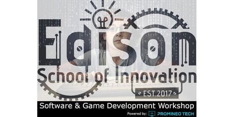 Software and Game Development Workshop tickets