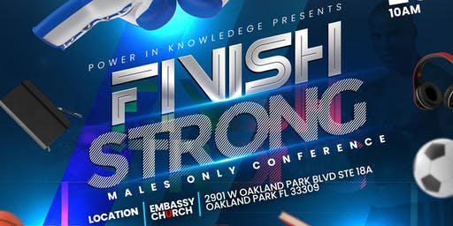 P.I.N.K- Finish Strong (Males Only)