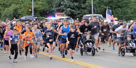 2019 Tunnel to Towers 5K Run & Walk - Des Moines/Ankeny, IA tickets