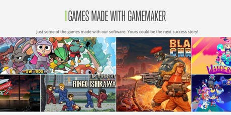 Coding with GameMaker!  tickets