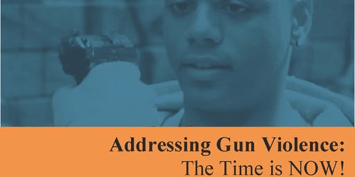 Howard University SSW - Addressing Gun Violence: The Time Is NOW!
