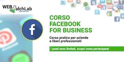 Corso Facebook Avanzato | Web AlchLAB Academy