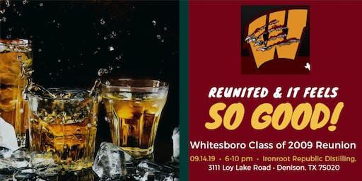 Whitesboro Class of 2009 Reunion