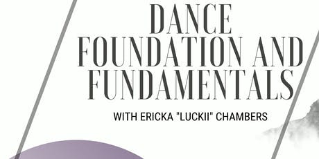 Dance Foundation and Fundamentals Class tickets