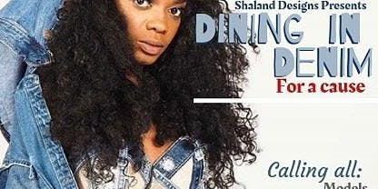 Dining in Denim for a cause