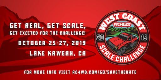 West Coast Scale Challenge 2019