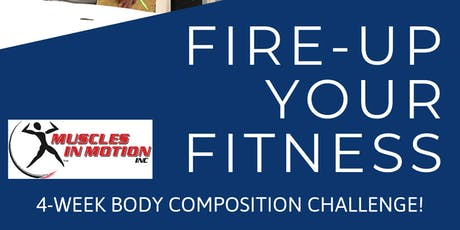 Part 3- Health Body Series: Fire-Up Your Fitness: Body Composition Program tickets