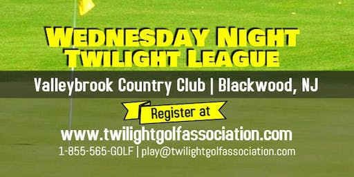 Wednesday Twilight League at Valleybrook Country Club