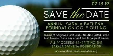 2019 Annual Charity Golf Outing in Support of The Sarala Bathena Foundation