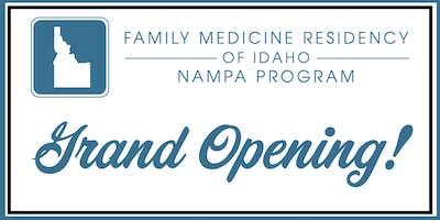 Grand Opening of Family Medicine Residency of Idaho - Nampa Program