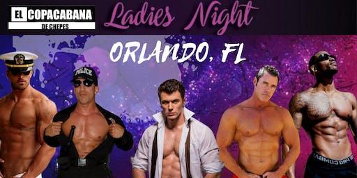 Orlando, FL. Magic Mike Show Live. El Copacabana de Chepes